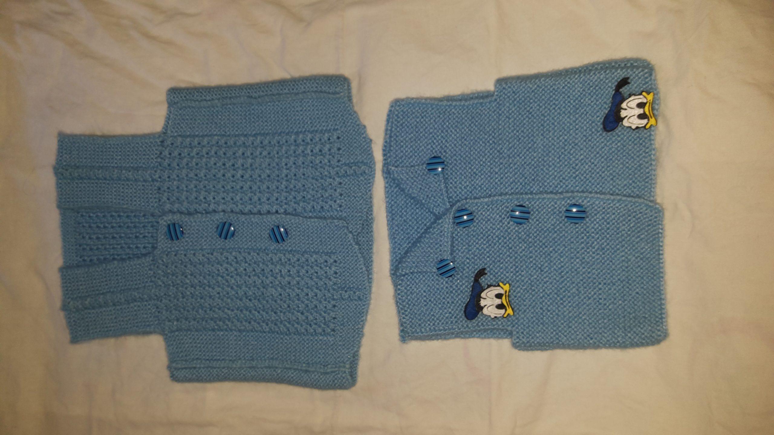 İkili mavi takım